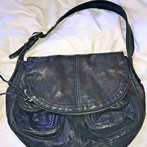🍀LUCKY BRAND Stash Shoulder Bag Purse